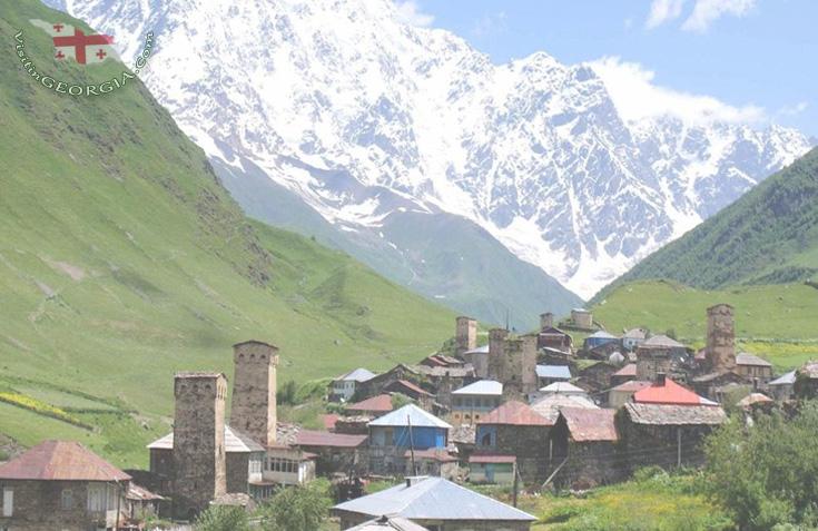 Tours in Ushguli - Svaneti