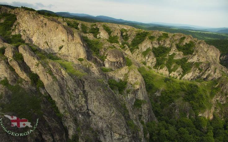 каньоны
