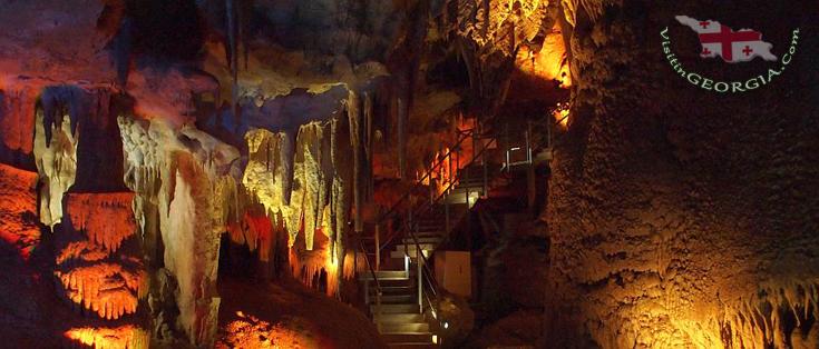 imereti caves
