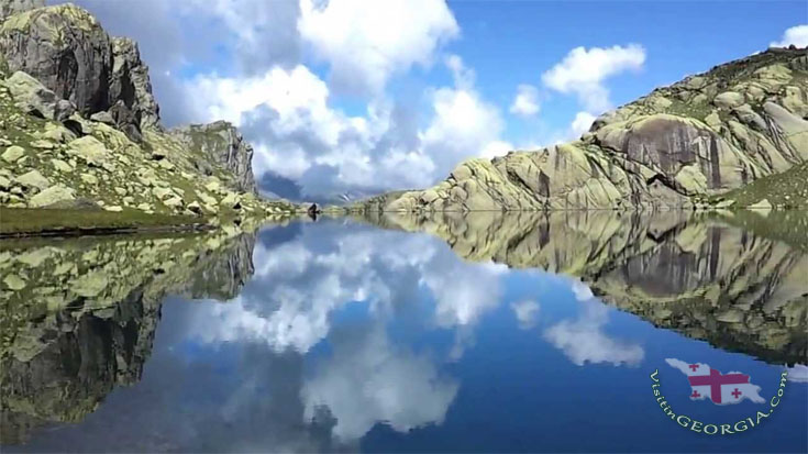 Озеро Тобаварчхили - Самегрело