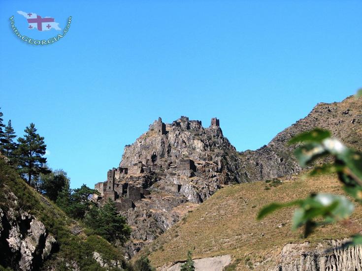 Castle Mutso - Khevsureti