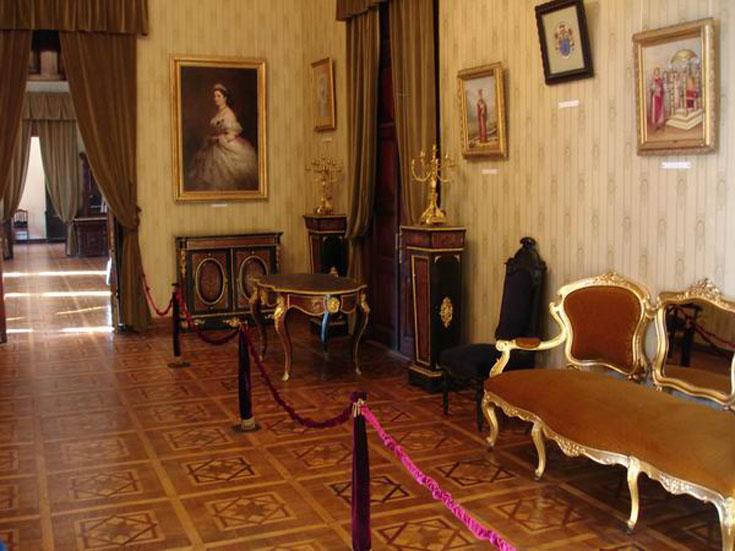 Dadiani Palace - Zugdidi