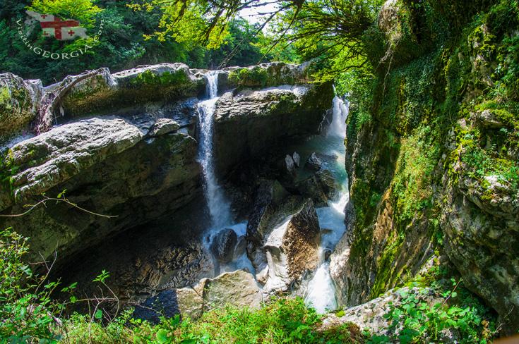 Martvili canyons – Samegrelo – Georgia