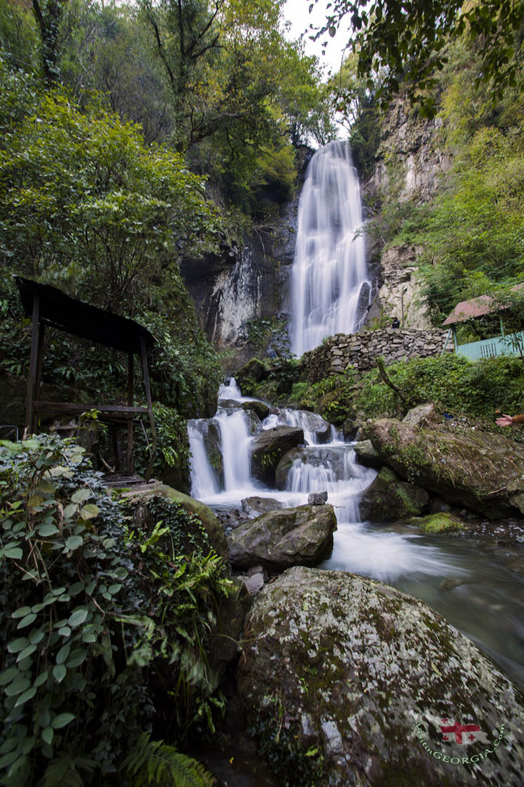 Falls and Makhuntseti Bridge – Adjara
