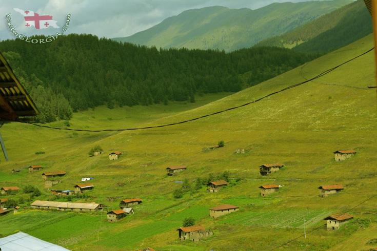 National Park -  Tusheti