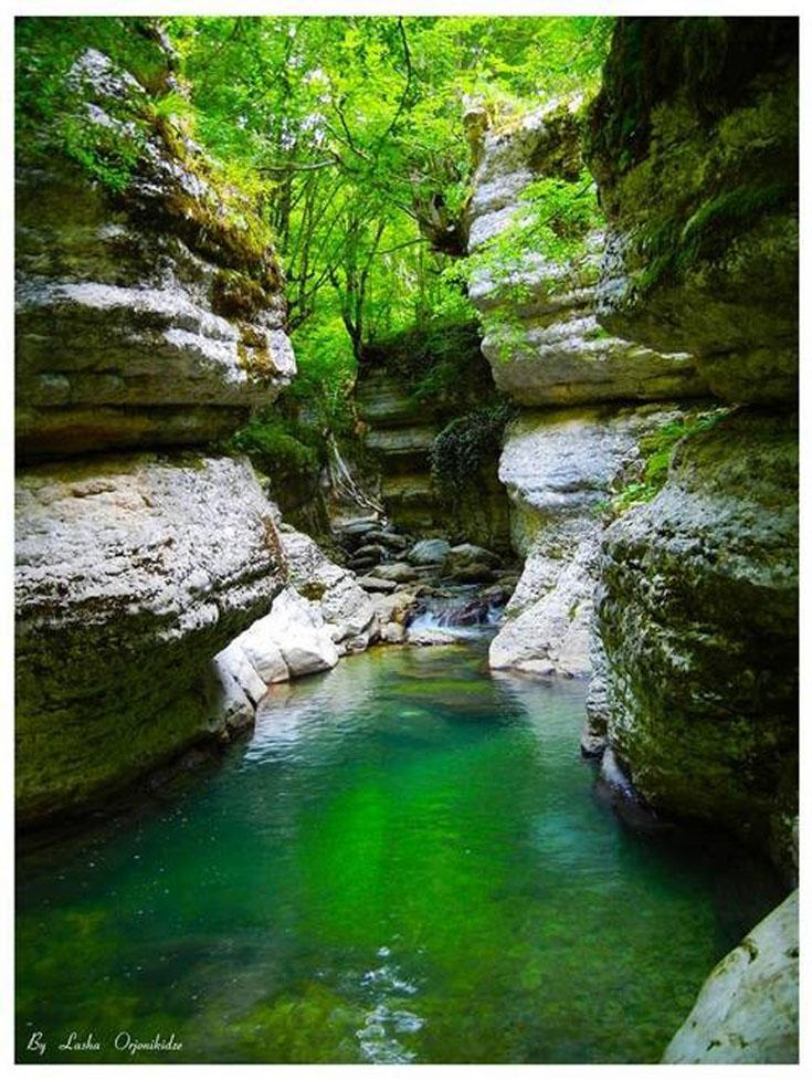 Okatse Canyon – Kutaisi