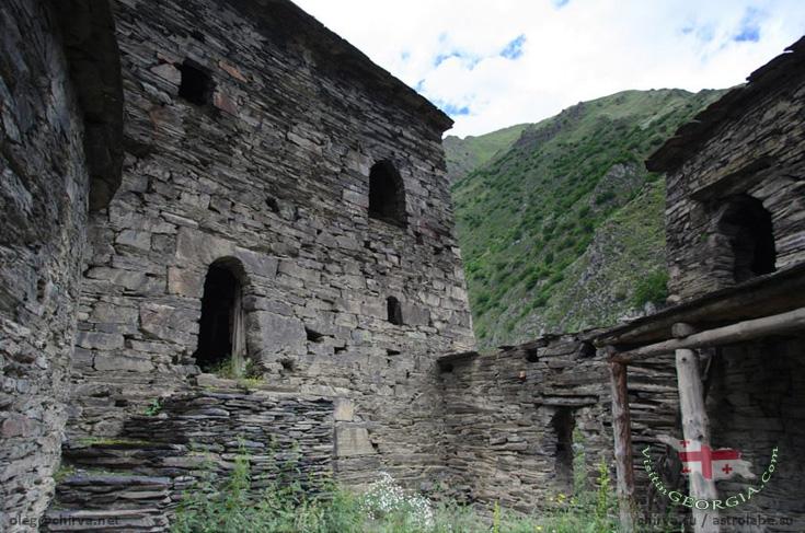 Shatili-Khevsureti