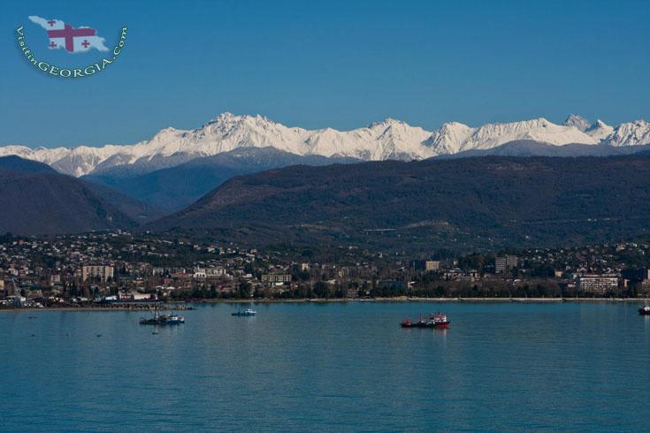 Sukhumi or Sokhumi – Abkhazia
