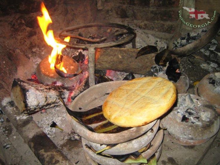 Традиции и обычаи тушетии