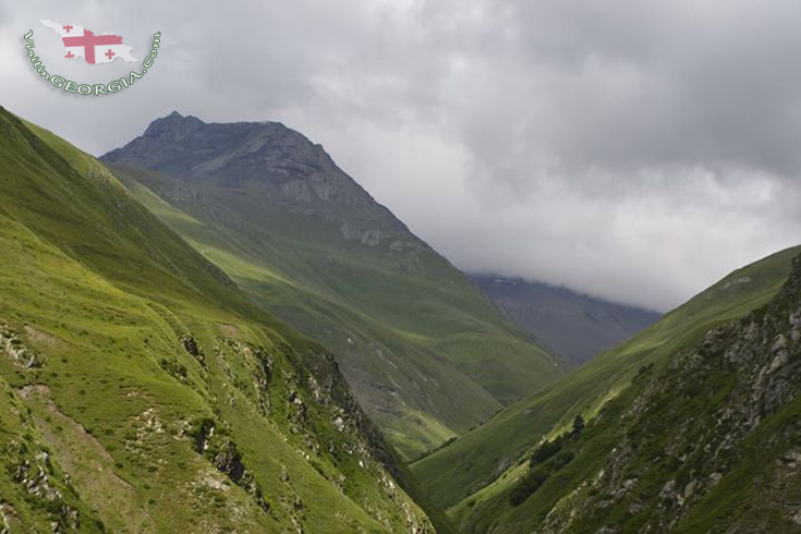 Тушети - Грузия