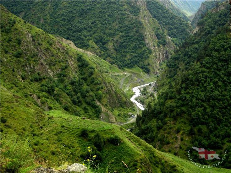 Хевсурети - Грузия