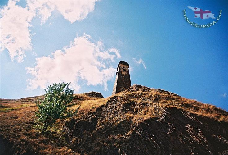 ლებაის კარი - ხევსურეთი