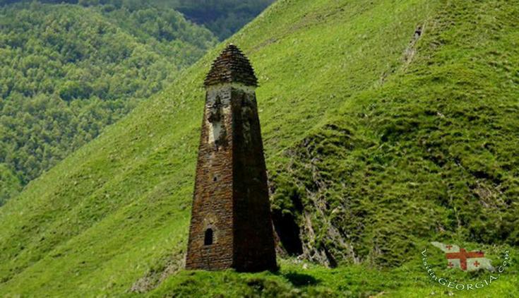 Khevsureti - Lebiskari