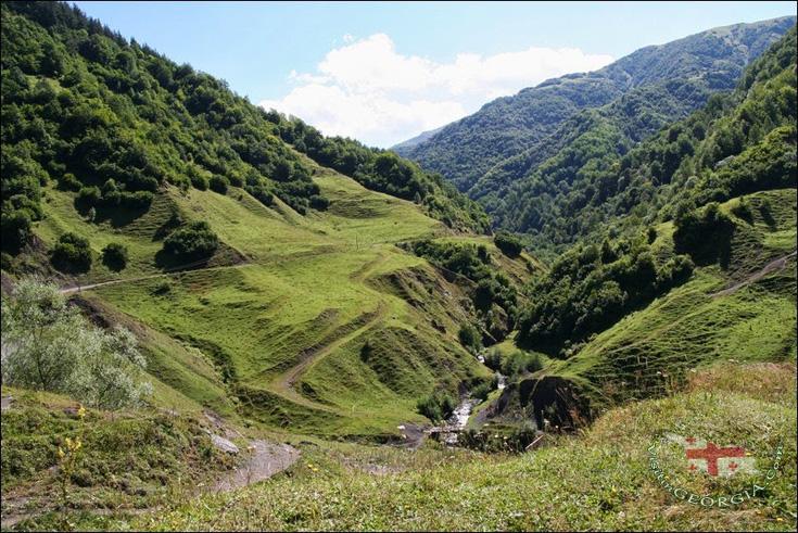 Khevsureti - Georgia